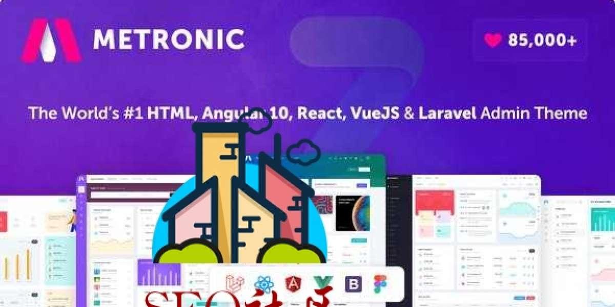 Metronic v7.1.7 - Bootstrap 4 HTML, React, Angular 10, VueJS & Laravel 后台管理主题
